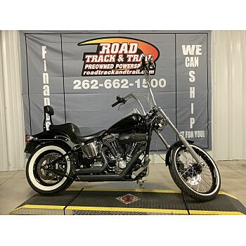 2009 Harley-Davidson Softail for sale 200917166