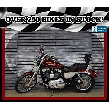 2009 Harley-Davidson Sportster Custom for sale 200605988