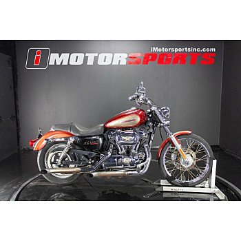 2009 Harley-Davidson Sportster Custom for sale 200675199