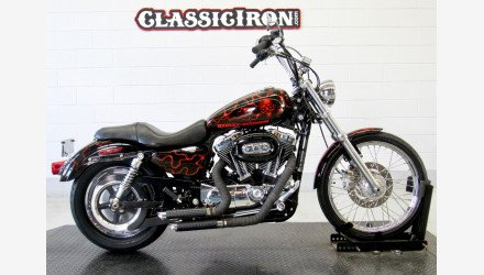 2009 Harley-Davidson Sportster Custom for sale 200634517