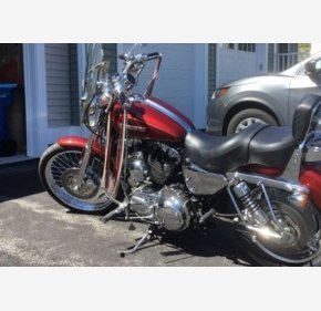 2009 Harley-Davidson Sportster Custom for sale 200802316