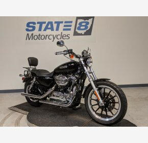2009 Harley-Davidson Sportster for sale 200997889