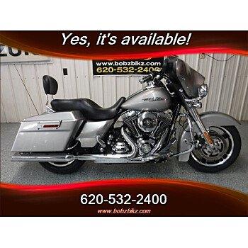 2009 Harley-Davidson Touring Street Glide for sale 200633717