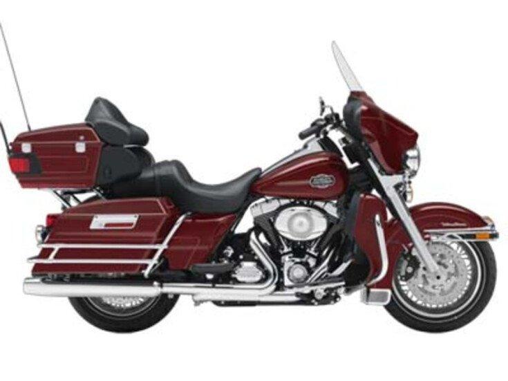 2009 Harley-Davidson Touring for sale 201081160