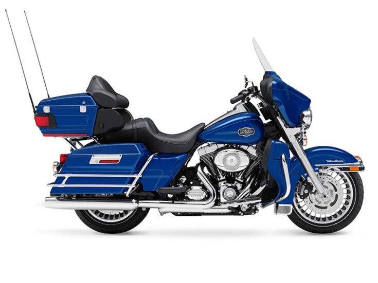 2009 Harley-Davidson Touring for sale 201147919
