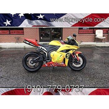 2009 Honda CBR600RR for sale 200698458