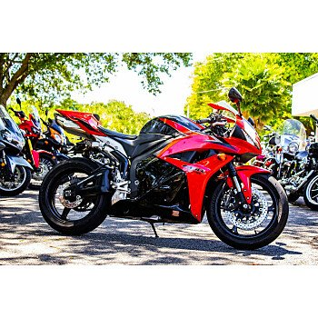 2009 Honda CBR600RR for sale 200733043
