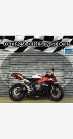 2009 Honda CBR600RR for sale 200704776