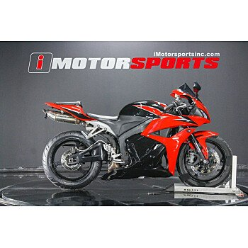 2009 Honda CBR600RR for sale 200739733