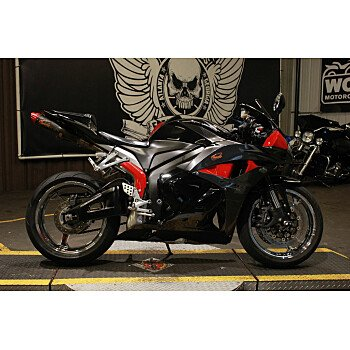 2009 Honda CBR600RR for sale 200872697
