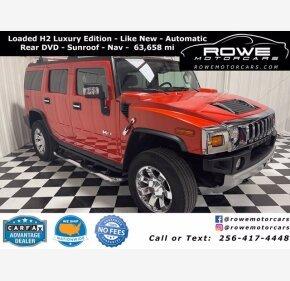 2009 Hummer H2 for sale 101422006