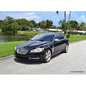 2009 Jaguar XF Supercharged for sale 101025064