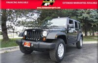 2009 Jeep Wrangler 4WD Unlimited Rubicon for sale 101033262