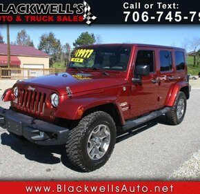 2009 Jeep Wrangler 4WD Unlimited Sahara for sale 101048564