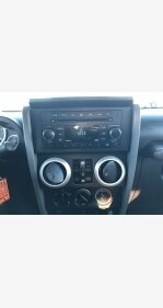 2009 Jeep Wrangler 4WD Unlimited Sahara for sale 101059067