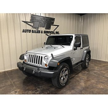 2009 Jeep Wrangler 4WD X for sale 101232300
