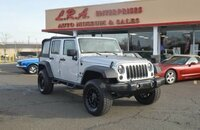 2009 Jeep Wrangler 4WD Unlimited X for sale 101275383
