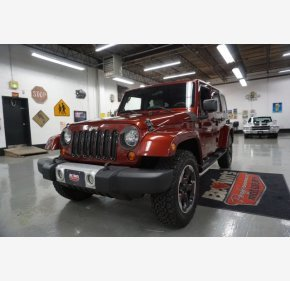 2009 Jeep Wrangler 4WD Unlimited Sahara for sale 101287522