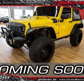 2009 Jeep Wrangler for sale 101344699