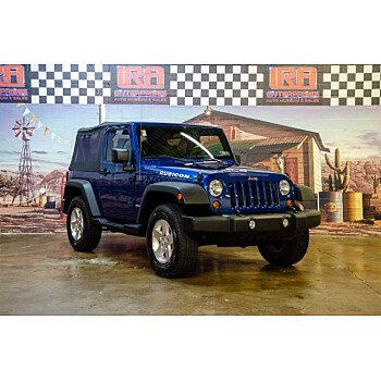 2009 Jeep Wrangler for sale 101361788