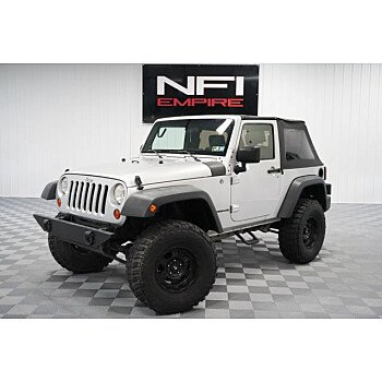 2009 Jeep Wrangler for sale 101581194