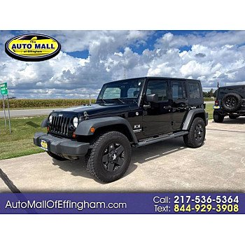 2009 Jeep Wrangler for sale 101606802