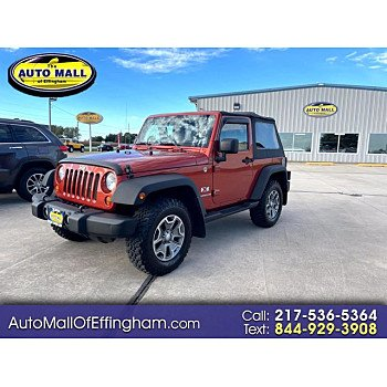 2009 Jeep Wrangler for sale 101629492