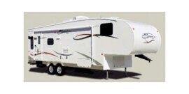 2009 KZ Spree 295BHS specifications