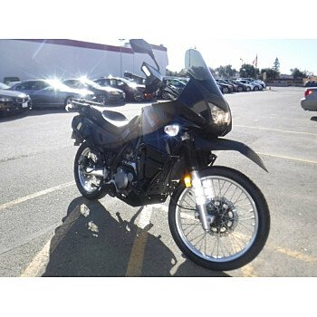 2009 Kawasaki KLR650 for sale 200845034