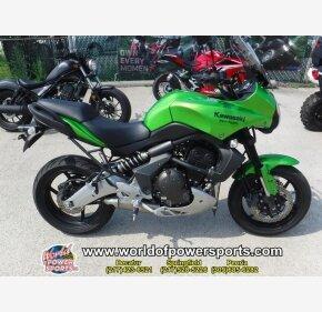 2009 Kawasaki Versys for sale 200770667