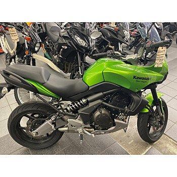 2009 Kawasaki Versys for sale 200849159