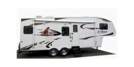 2009 Keystone Cougar 316QBS specifications