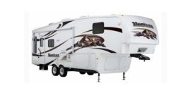 2009 Keystone Montana 3585SA specifications