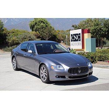 2009 Maserati Quattroporte for sale 101356907