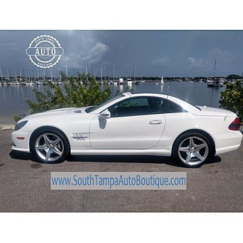 2009 Mercedes-Benz SL550 for sale 101345981