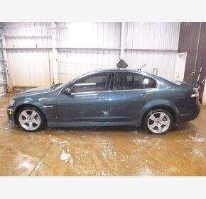 2009 Pontiac G8 for sale 101083357