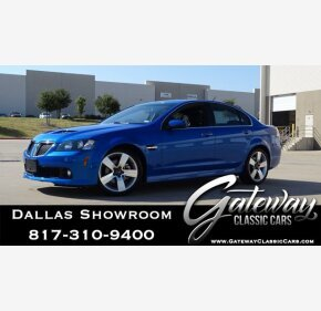 2009 Pontiac G8 GT for sale 101431729