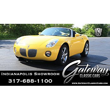 2009 Pontiac Solstice Convertible for sale 101156572
