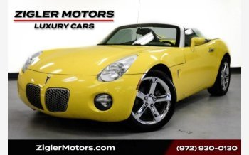 2009 Pontiac Solstice Convertible for sale 101255329