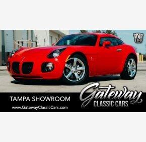 2009 Pontiac Solstice GXP Coupe for sale 101257199