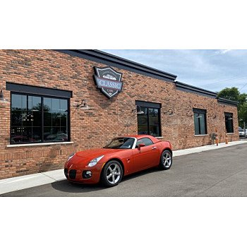 2009 Pontiac Solstice GXP Coupe for sale 101370591
