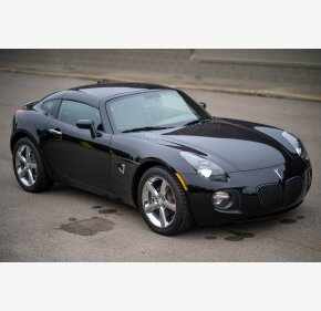 2009 Pontiac Solstice GXP Convertible for sale 101380089