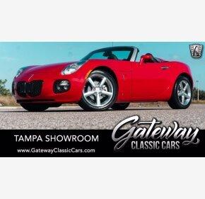 2009 Pontiac Solstice GXP Convertible for sale 101456855