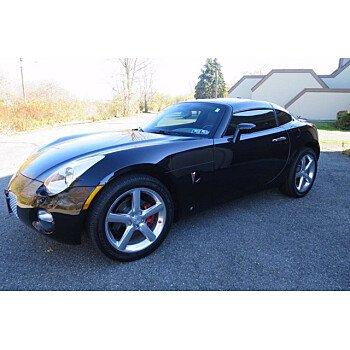 2009 Pontiac Solstice Coupe for sale 101492348