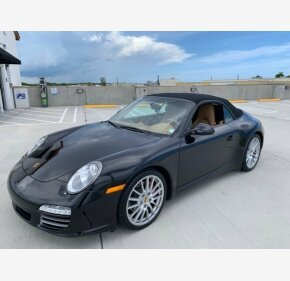 2009 Porsche 911 Cabriolet for sale 101157360