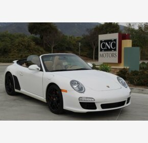 2009 Porsche 911 Cabriolet for sale 101290956