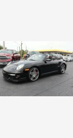 2009 Porsche 911 Turbo Cabriolet for sale 101315351