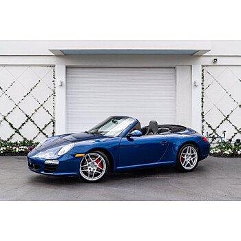 2009 Porsche 911 Cabriolet for sale 101441595