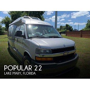 2009 Roadtrek Popular for sale 300189710