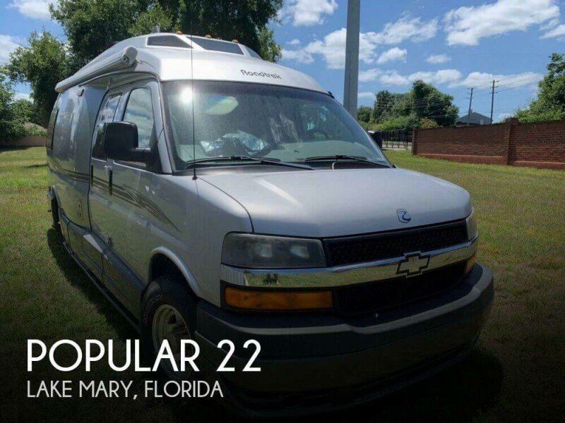 Roadtrek RVs for Sale - RVs on Autotrader